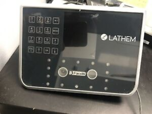 Lathem Time Fr650 Facein face Recognition Time Clock System