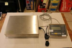 Sartorius Signum Siwaedg 3 35 s Scale Panel With Lab Scale And Power Cord