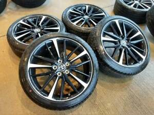 19 Toyota Camry Xse 2018 2019 Oem Wheels Rims Tires Avalon Im 75222 2016 2017