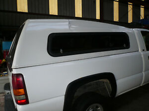 Snugtop Pickup Truck Bed Cap For Full Size Chevy Gmc