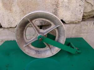 Greenlee 4000 Lbs 18 Inch Hook Sheave For Tugger Puller Nice Unit 6