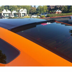 Painted Hrs Type Rear Roof Spoiler Wing For Honda Accord 2013 2017 Ex Ex L Coupe