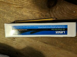 Air Chisel Set Exhausts 2pc Laser Tools 6078