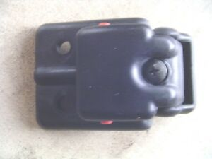 89 02 Geo Chevy Tracker Suzuki Sidekick Convertible Soft Top Latch Oem
