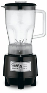 Waring Commercial Hgb140 1 2 gallon Food Blender With 64 ounce Copolyester