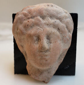 Goddess Bust Probably S Italian 5th 4th Century Bc Terracotta British Museum