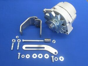 1 Wire Alternator Kit Fits Lincoln Welder Sa 200 250 Gas Blackface W 3 8