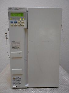 Shimadzu Cto 10a Vp Column Oven Hplc Liquid Chromatograph Tested Nice And Clean