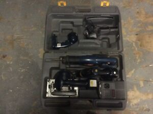 Ryobi 18v 6pc Cordless Tool Set With Charger Fast Charger Case