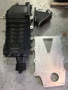 2008 2010 Ford Mustang Shelby Gt500 Cobra Supercharger Oem Eaton M122