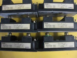 Fuji 1di300g 100 Modules quantity Six All Tested And Good