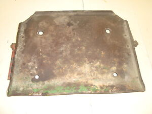 John Deere B Tractor Transmission Cover Brake Latches