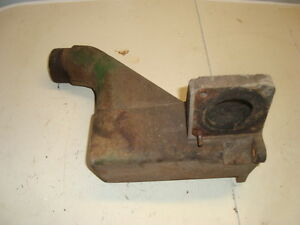 John Deere B Tractor Water Pipe Exhaust Mount