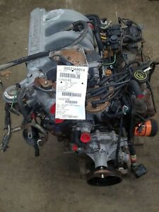 1996 Ford F150 5 0 Engine Motor Assembly 143 000 Miles No Core Charge