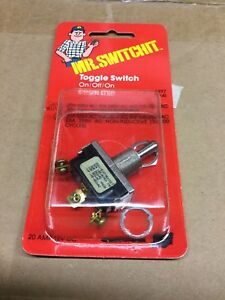Single Pole Double Throw Toggle Switches Lot Of 16