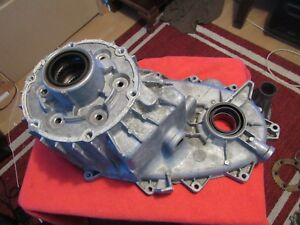 Np208c Transfer Case Housings Chevrolet gmc Pre owned Front And Rear Bare Case