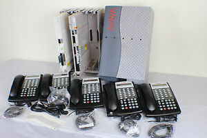 Lucent Avaya Partner Acs R8 Phone System W 5 18d Telephones Vm Aa