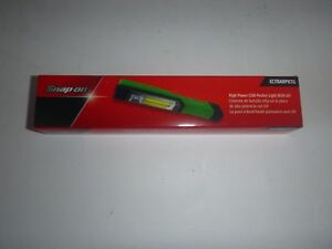 New Snap on High Power Cob Green Pocket Light With Uv Part Ecfbarpktg