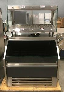 Structural Concepts Reach In Cooler Food Self Serve Display Merchandiser Hmo3936
