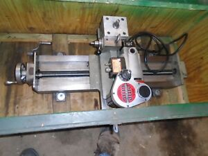 Climax Pm820 Or Pm2000 Portable Milling Machine 20 Travel Runs Great Will Ship