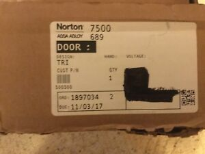 Norton Door Closer