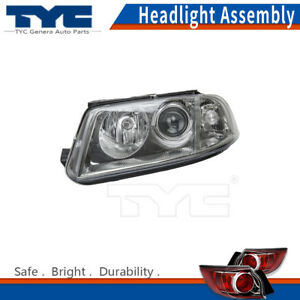 Tyc Headlight Headlamps Assembly Left 1pc For Volkswagen Passat 2001 2003