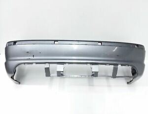 1999 2005 Bmw E46 330i Zhp Performance Sedan M tech Ii Rear Bumper Cover Oem