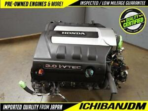 2003 2004 2005 2006 2007 Honda Accord Engine J30 J30a Ivtec Motor 3 0l V6 Jdm
