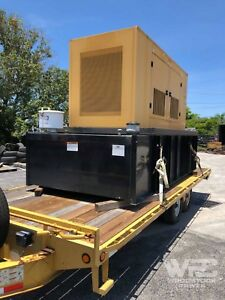 Used 200 Kw Olympian D200p3 Perkins Diesel Generator Epa Tier 3 Rated