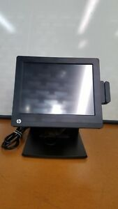 Hp Rp7 7800 Touch Pos 15 Pentium G850 2 90ghz 4gb Ram 128gb Hdd Retail System