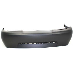 Ford Mustang 1999 2004 New Bumper Cover Facial Rear Base Fo1100284