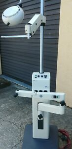 Topcon Ophthalmic Instruments Stand Is 1000