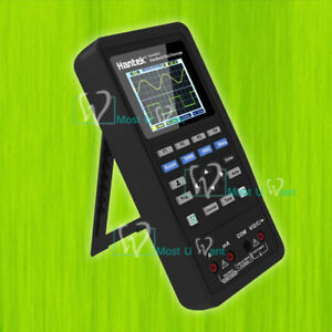 3 In1 Handheld Digital Oscilloscope Signal Source Multimeter 40mhz 2ch Dmm Awg