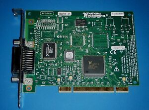 Ni Pci gpib Controller 183617k 01 National Instruments tested