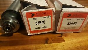 Lot Of 3 Ryobi 3302h 3304h Ha Water Form Rollers 33r40 Syntac