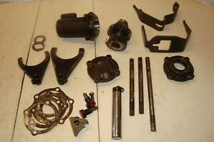 Ford 840 Tractor 4 Speed Transmission Shifters Forks Sliders Misc Parts 800