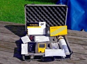 Bw Technologies Gmax2 4 gas Detector Yellow In Carrying Case Needs Battery