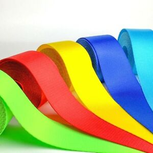 Seat Belt Webbing Replacement Choose Your Color