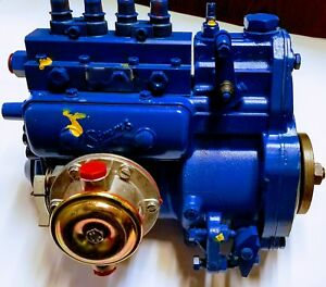 Ford New Holland 7600 7700 Tractor Simms Injection Pump D8nn9a543ada P5319