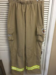 New Old Stock Fire Dex 6 Oz Nomex Crosstech Sr Outershell Pants Usa 2xl