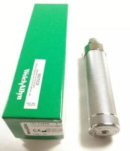 Welch Allyn 71670 3 5v Rechargeable Handle Use With Desk Charger New In Box