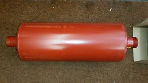 Stoddard D33 2 5 Silencer For Truckmount Carpet Cleaning Machine Equipment