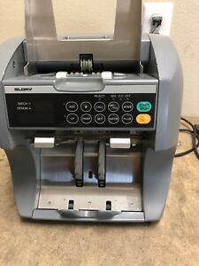 Glory Gfr s90v Mix Currency Counter Money Counter Sorter Discriminator