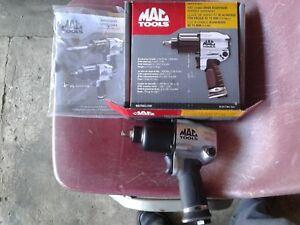 Mac Tools 1 2 Drive Aluminum Impact Wrench