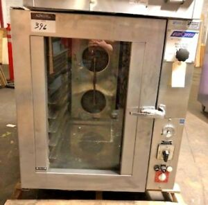 Euroven Steam Oven Model 8a20w2 Commercial Electric Double Deck Bakery Oven