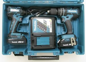 Makita Xt248r Brushless Drill Set Excellent 160