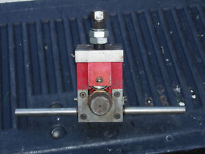 Triple R Specialty G 2 Portable Pipe Roll Groover