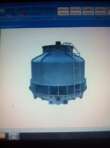 Cooling Tower 40 Ton
