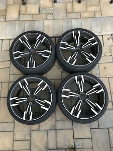 Bmw M6 19x8 5 9 5 5x120 Wheels Set Of 4 With Tires Fits E90