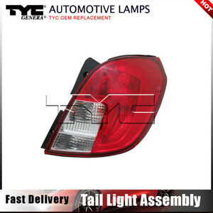 Tyc Tail Light Lamp Assembly Right 1pc For Chevrolet Captiva Sport 2014 2015